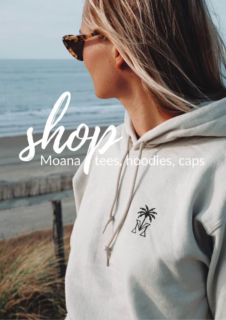 Shop Moana kitesurfschool